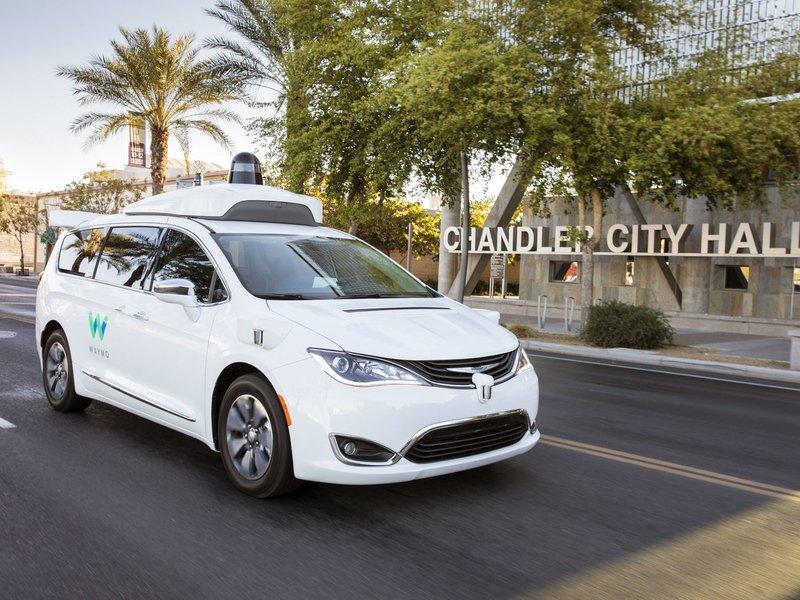 Waymo to test autonomous trucks, vans in Texas and New Mexico