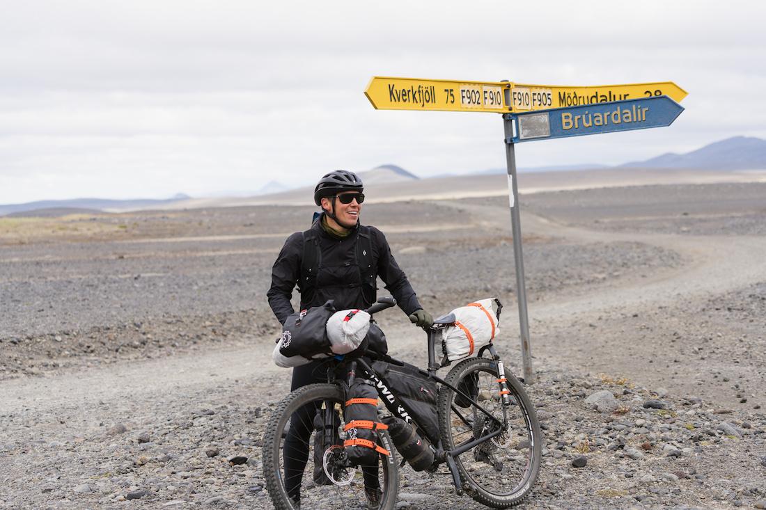 Chris Burkard's Wild Thru-Ride Across Iceland