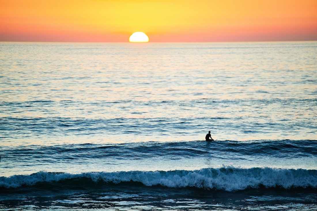 I Was Bored With Surfing—Letting It Go Helped Rekindle the Flame