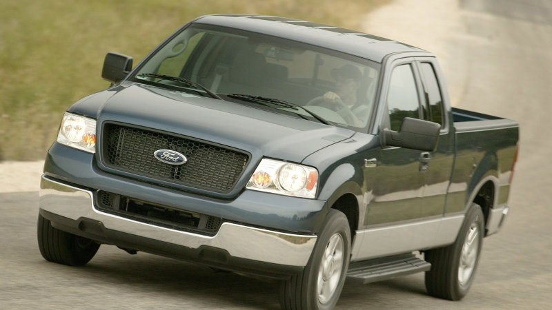 2020 Hot Wheels report lists Ford pickup as most stolen vehicle