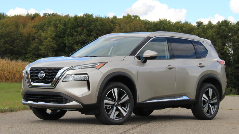 2021 Nissan Rogue Review | Prices, specs, features and photos