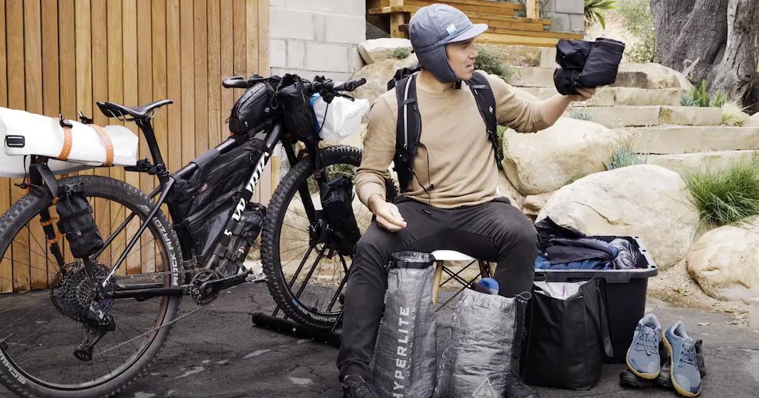 Burkard and Batty's Extraordinary Icelandic Bikepacking Mish Packing List