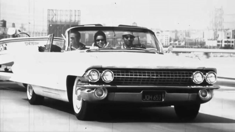 'Driving While Black' examines the effect of cars on Black Americans