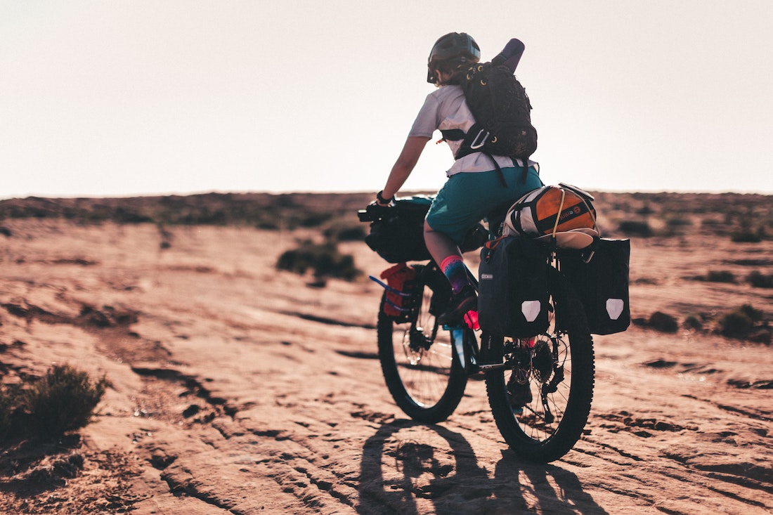 Bikepacking (and Backpacking) Is Running Away from Home for Grown-Ups