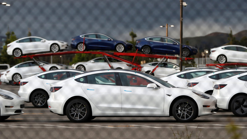 Tesla workers deemed essential in California