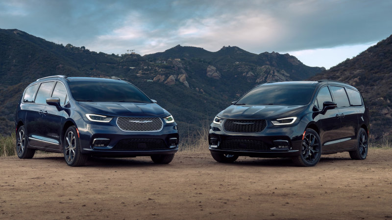 2021 Chrysler Pacifica and Pacifica Hybrid Review   Price, specs, features
