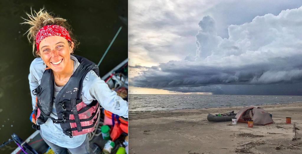 River-Running Badass Ellen Falterman Has Bold Plan to Row Around the World