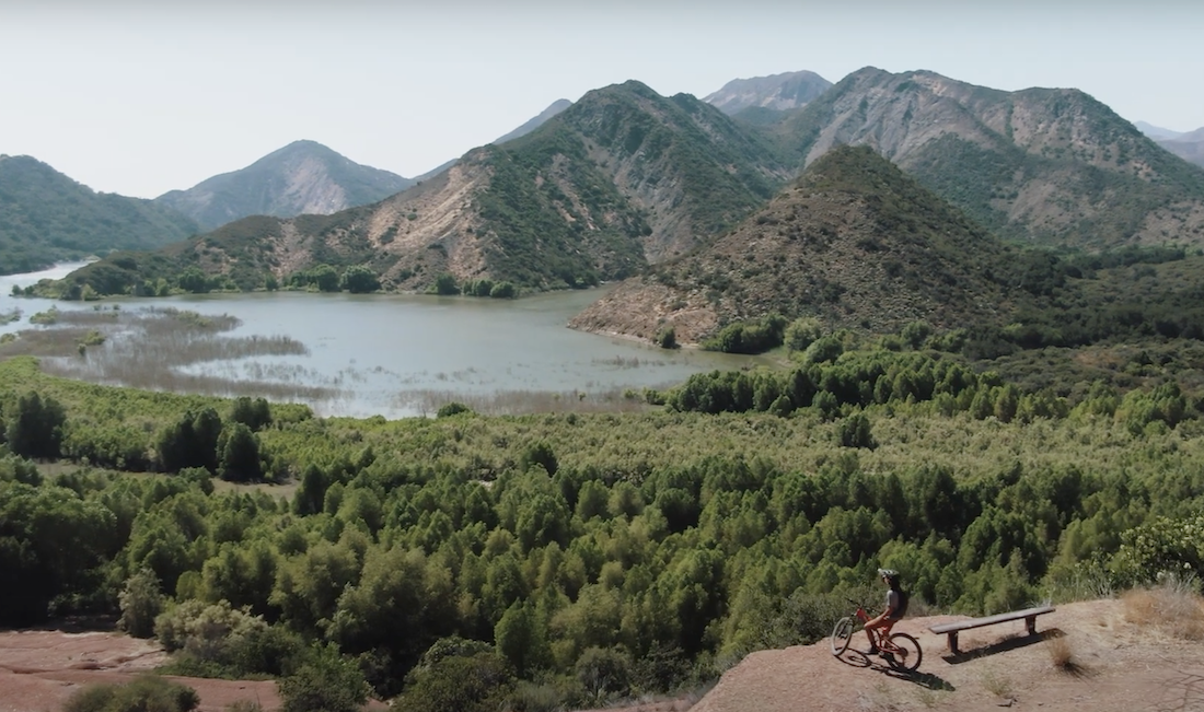 When the California Fires Claim Trails, This Rider Rebuilds