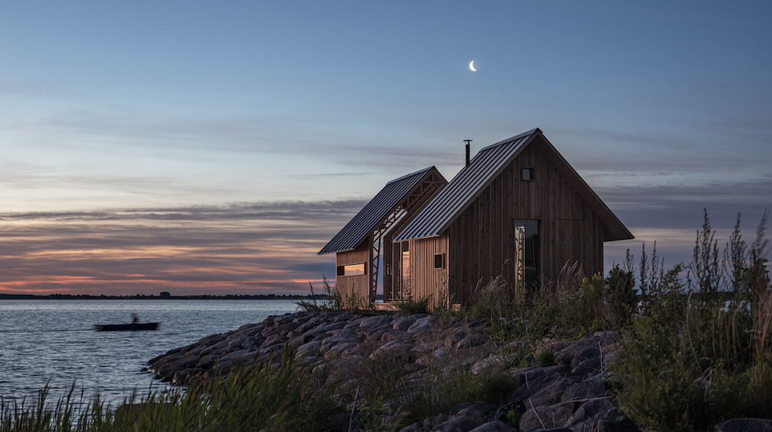 An Expandable Cabin-In-A-Box That Can Be Shipped Anywhere? Yes, Please
