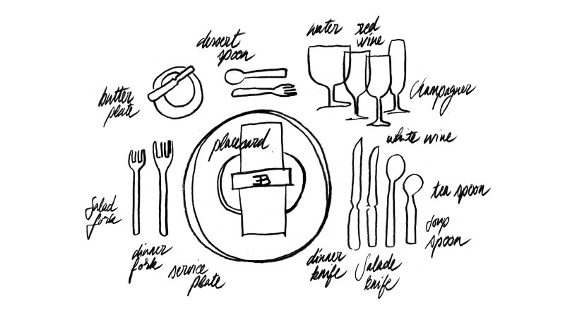 Ettore Bugatti's recipe for a carefully crafted Christmas dinner