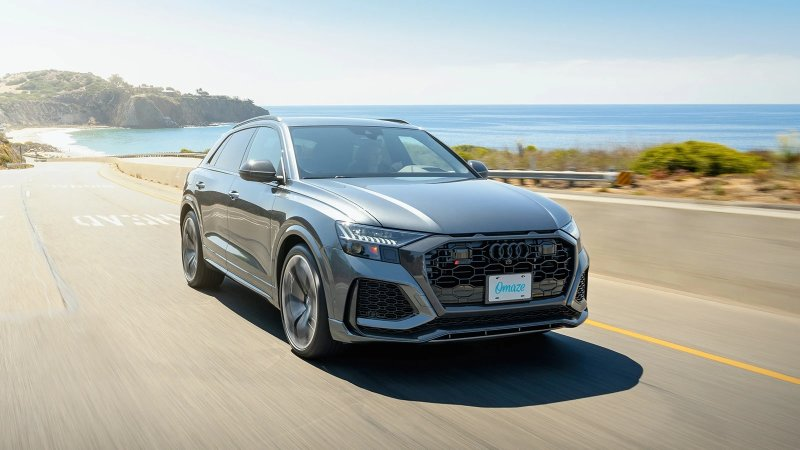 A 2020 Audi RS Q8 and $20,000 could be yours if you win this giveaway