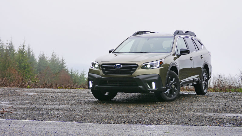 2021 Subaru Outback Review   Price, features, specs and photos