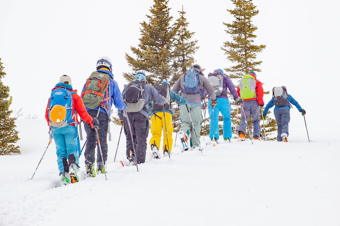 Bluebird, the Backcountry-Only Ski Resort, Opens in Colorado