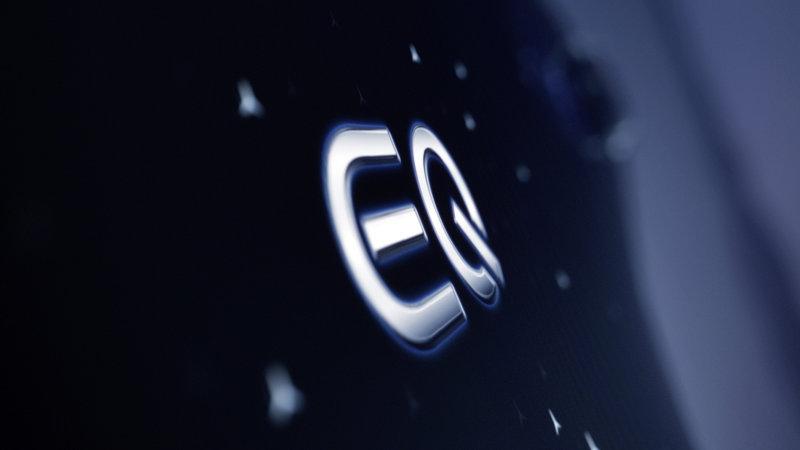 Mercedes-Benz EQS will get an enormous infotainment screen