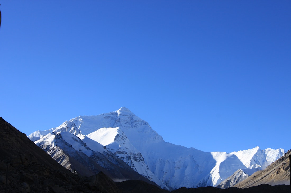 Mount Everest Is Now Higher—Officially Speaking, Anyway