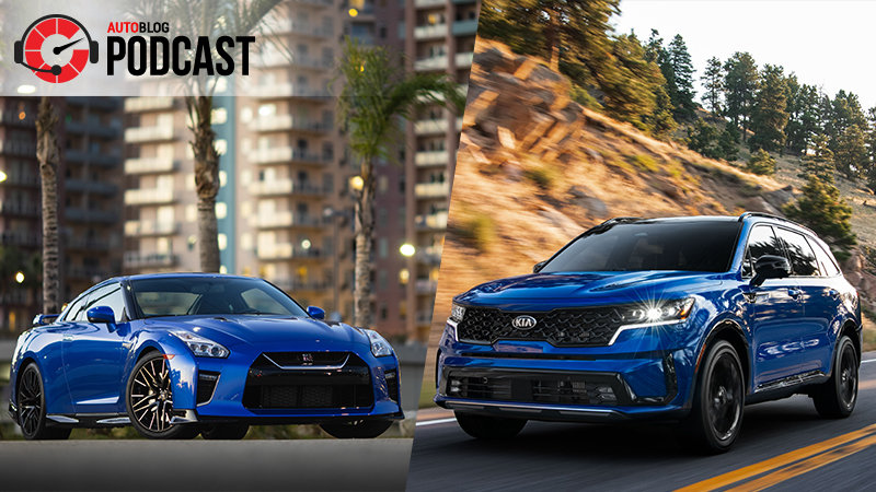 Autoblog Podcast #658: Nissan GT-R and Armada, Kia Sorento and our favorite cars of 2020