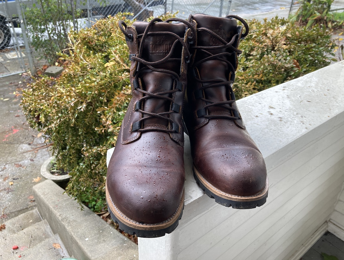 Wax Your Leather Boots