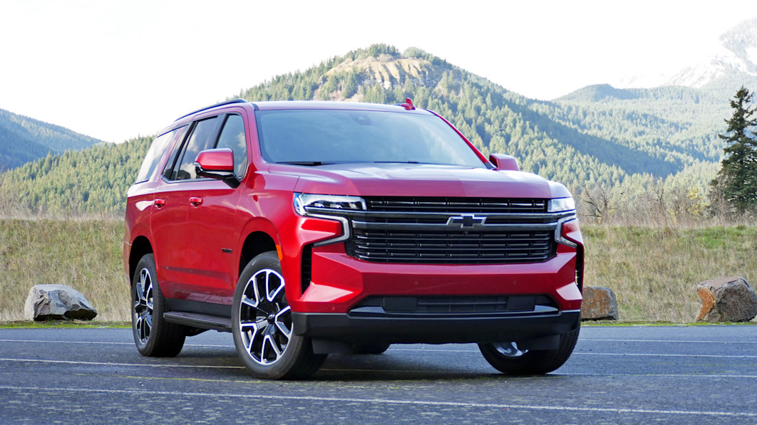 2022 Chevy Tahoe and Suburban Review
