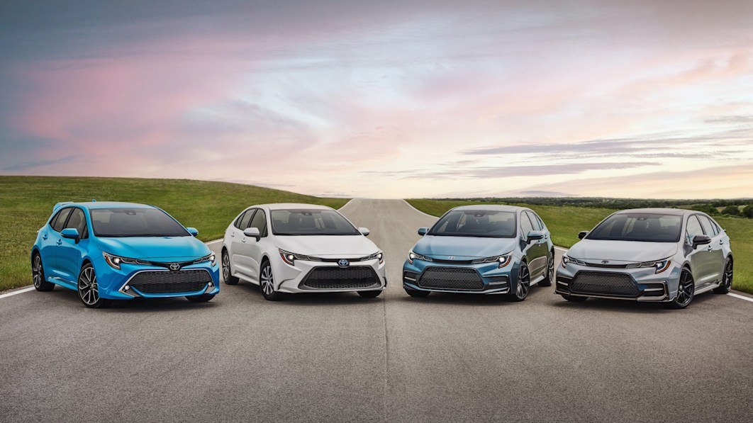 Toyota sells its 50 millionth Corolla after 55 years of production