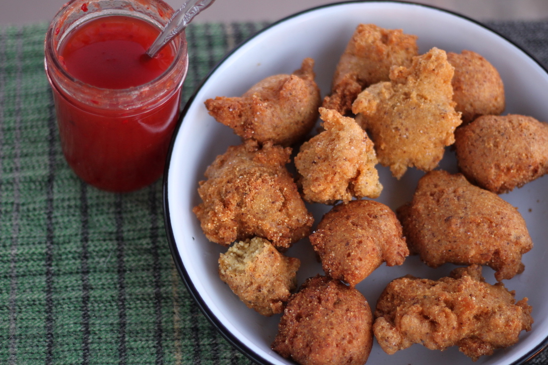 Piping Hot Hush Puppies Are Welcome at Any Campsite