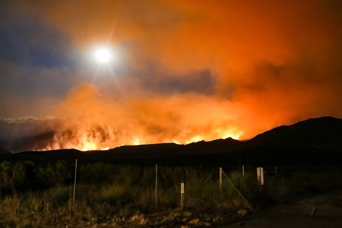 California Has Closed All Its National Forests to Preserve Fire Resources
