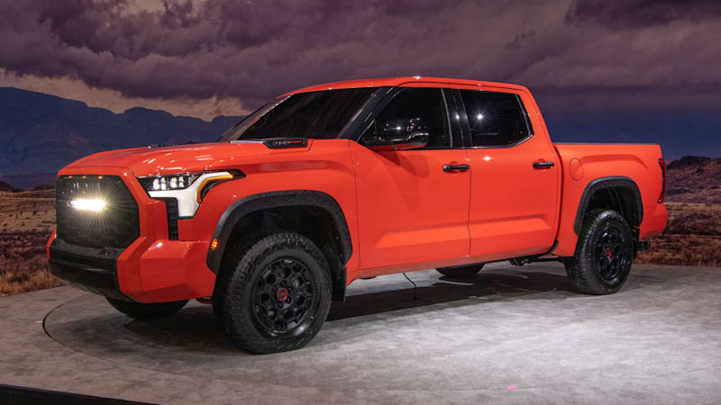 2022 Toyota Tundra debuts with twin-turbo V6 and optional hybrid