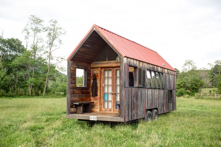 Pocket Shelter Mobile House