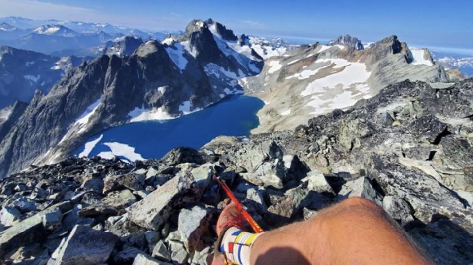 100 Peaks In 50 Days