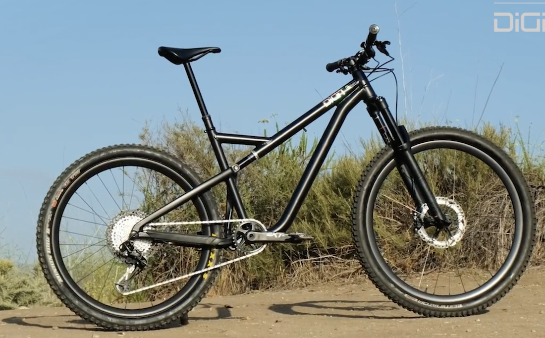 Simple, Elegant, Crowdfunded—The Digit Datum's a Very Cool New Bike