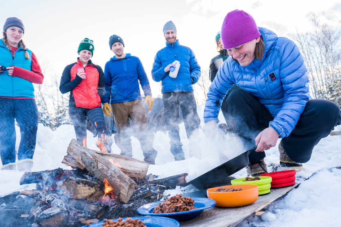 A Chef Tells Us What Makes Camp Food Great —With Bonus Kebab Recipe