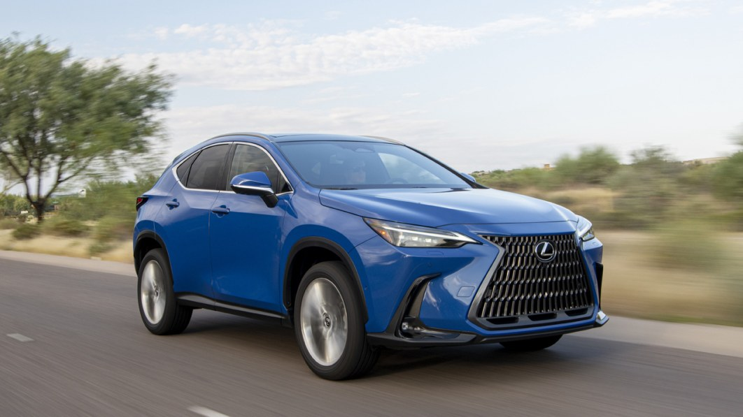 2022 Lexus NX First Drive Review