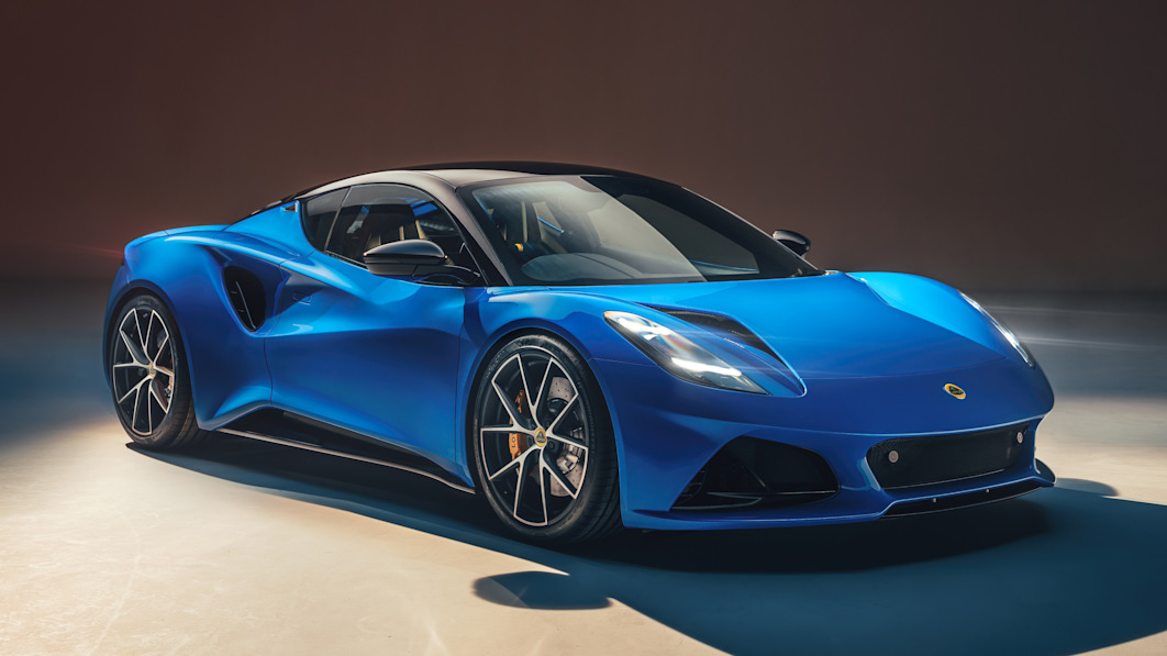 Lotus Emira V6 First Edition starts at $93,900 in the U.S.