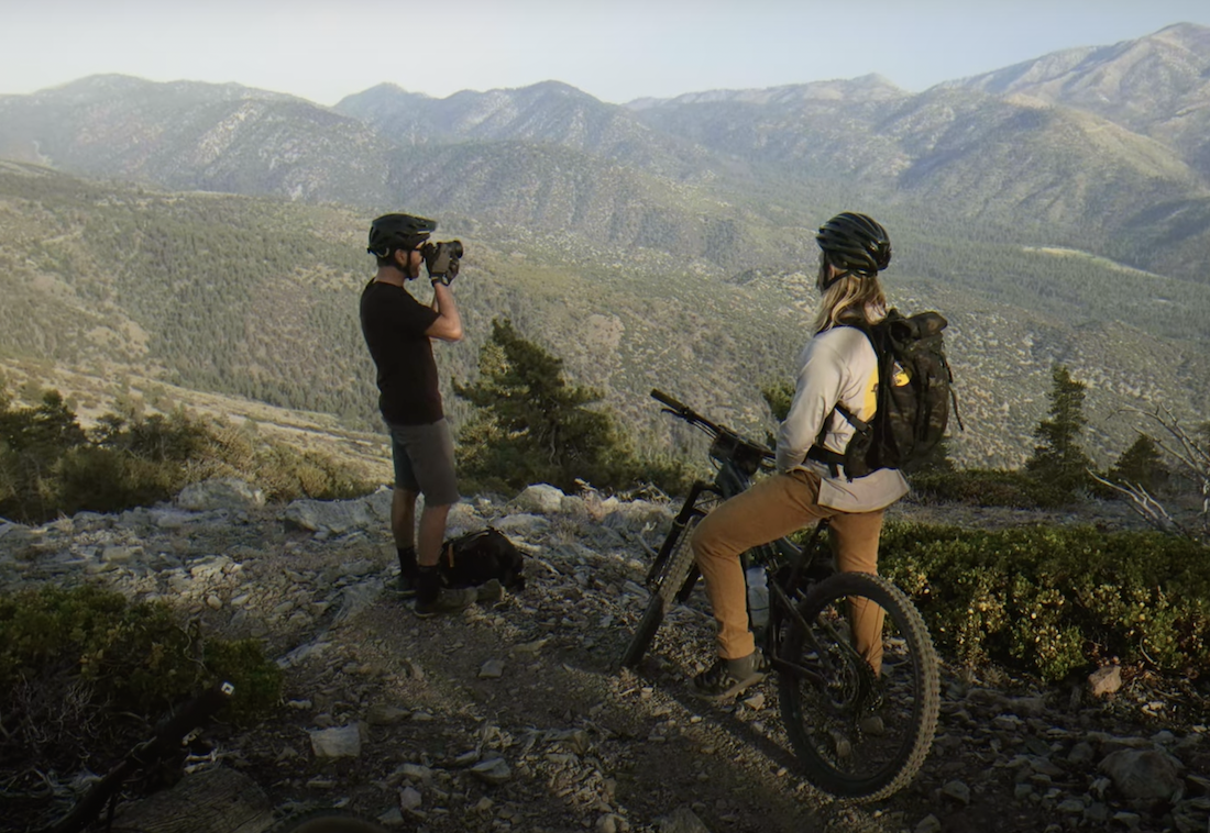 The Wildlife Ecologist Who Bikes to—and During—Work